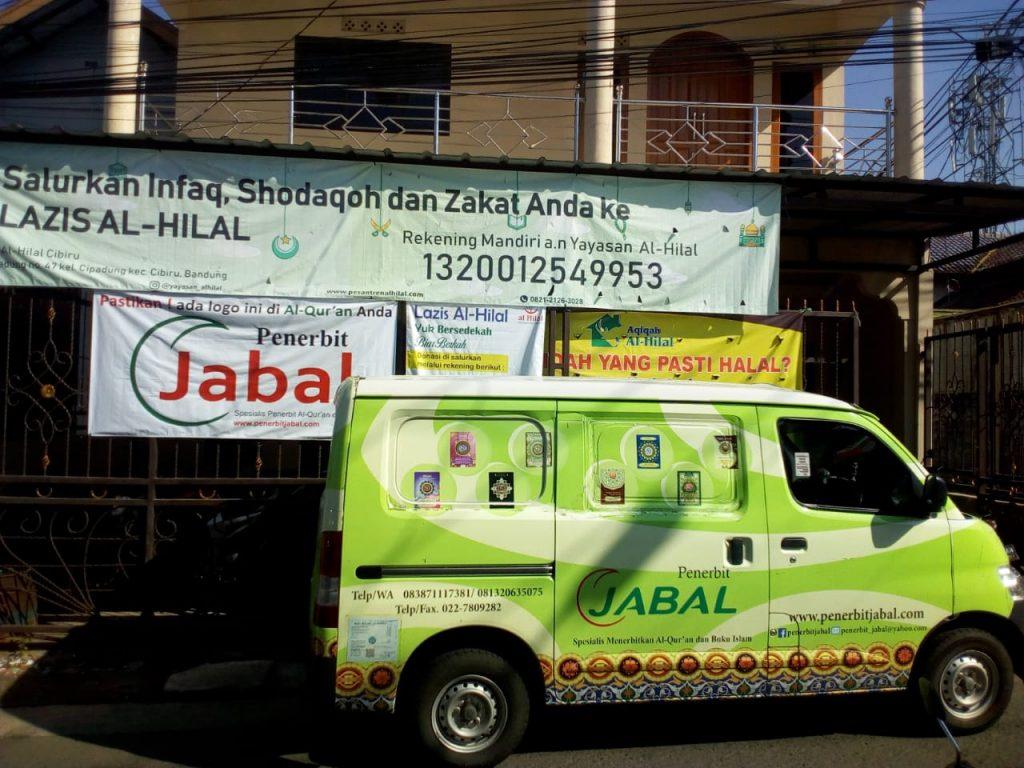Gambar alamat toko buku islam di Bandung